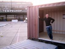 Umbau Container