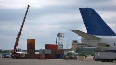 Umbau Schiffscontainer