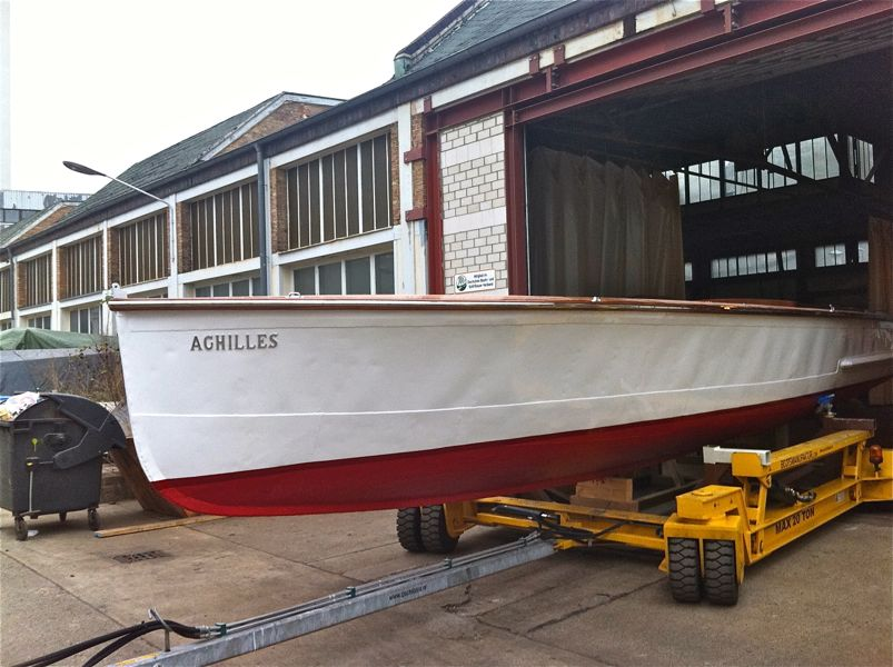 Polizeiboot Achilles