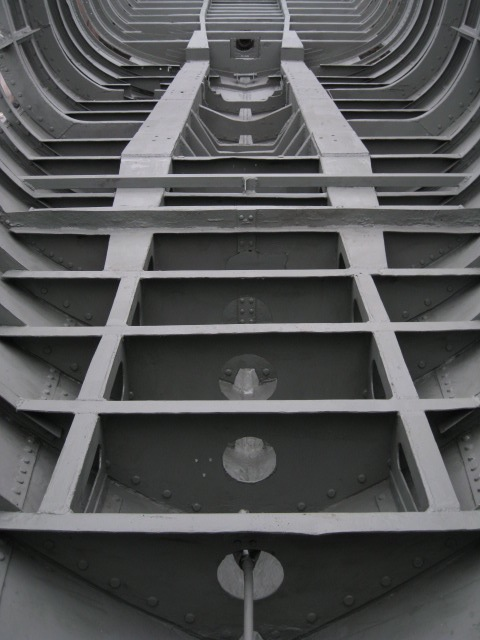 Engelbrecht Backdeckkreuzer Rückbau und Restaurierung