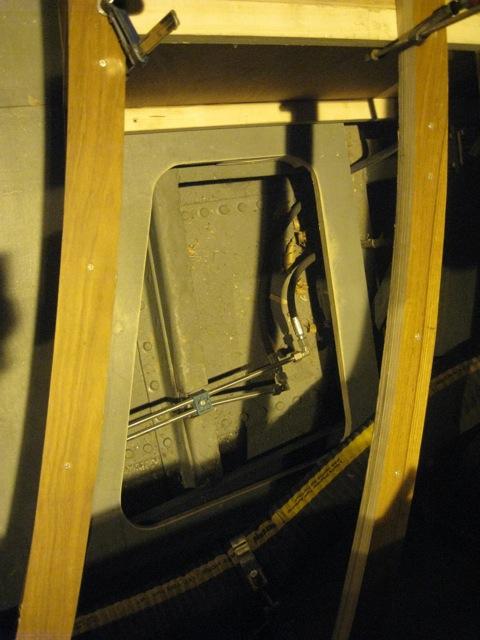 Engelbrecht Yachtwerft Backdecker Restaurierung