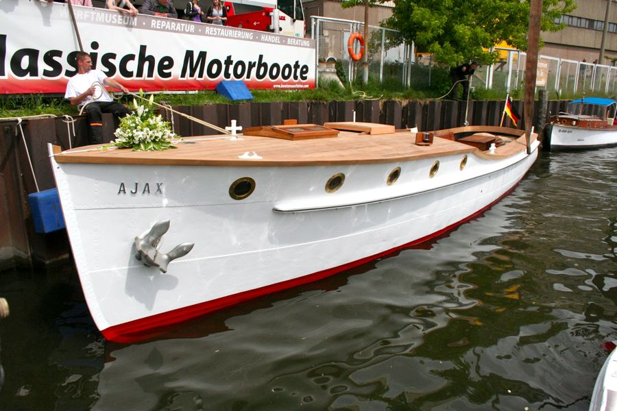 Taufe Backdecker Ajax