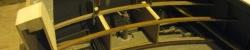 Engelbrecht Backdeckkreuzer Restaurierung