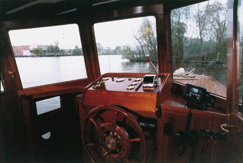 Engelbrecht Schiff Bootsmanufaktur Berlin