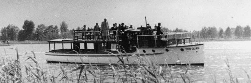 Engelbrecht Schiff DON JUAN historisch 2