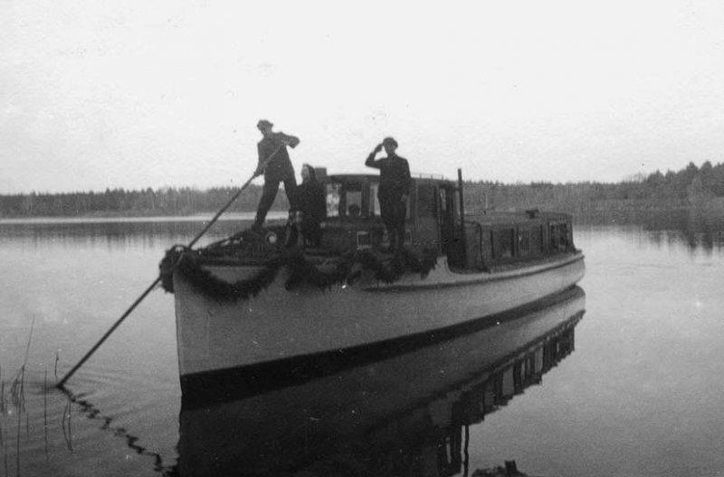 Engelbrecht Schiff DON JUAN historisch 3