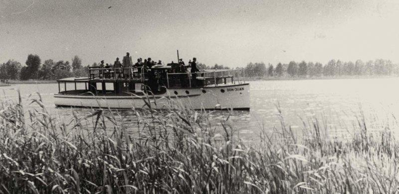 Engelbrecht Schiff DON JUAN historisch 1