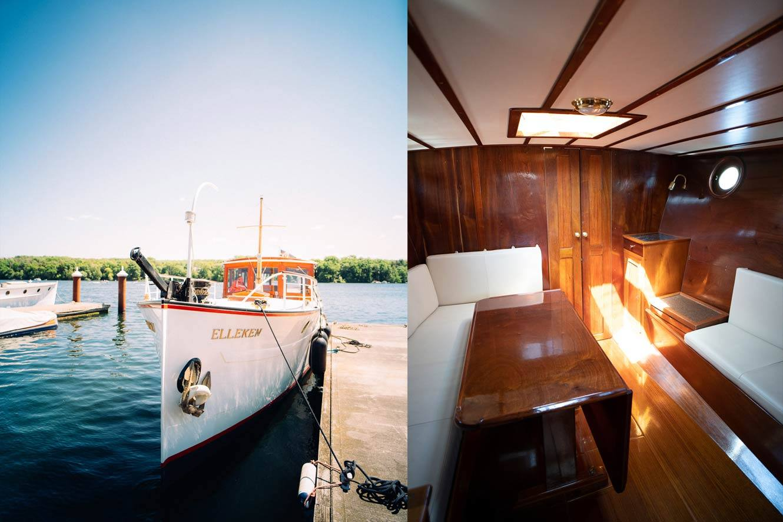 Kanalboot Elleken-Kanalboot