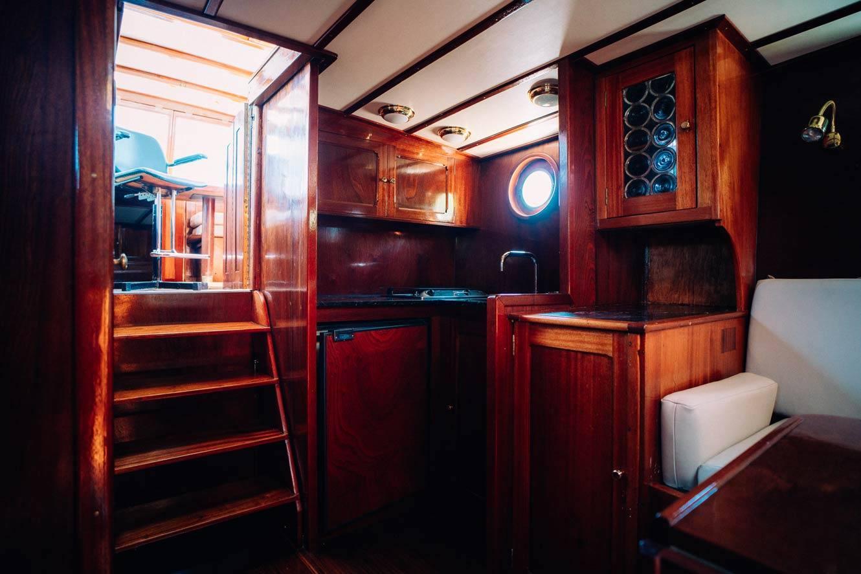 Kanalboot  Elleken-kombuese