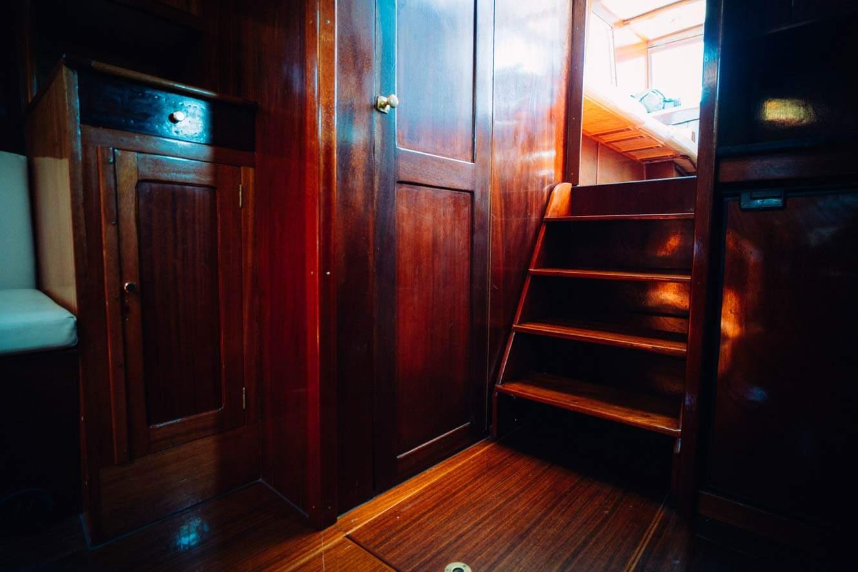 Kanalboot Elleken-treppe2