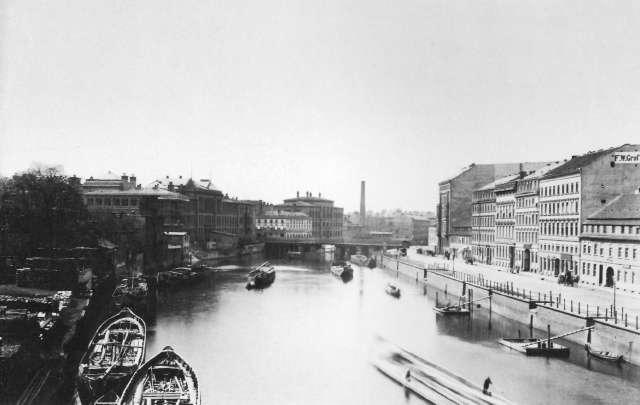 Marschallbrücke berlin