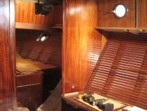 Restaurierung Engelbrecht Boot