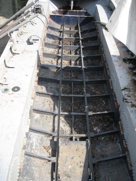 Restaurierung Beiboot