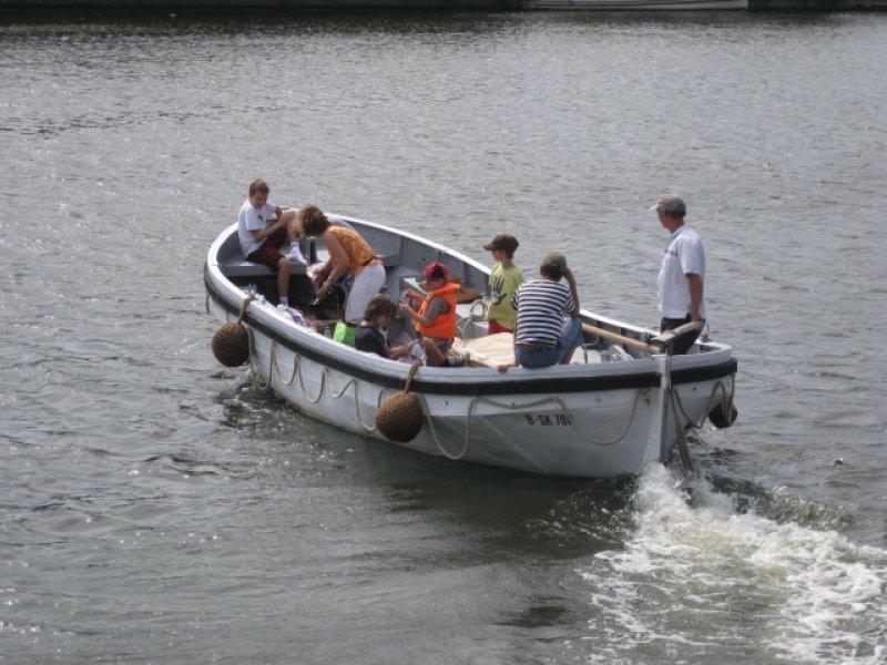 Restauration Rettungsboot
