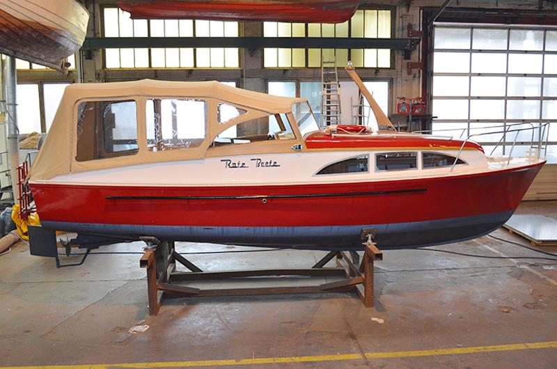 Beliebt Klassische Boote, Backdecker, Autoboote und Rennboote: Die WT32