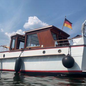 Elleken Kanalboot