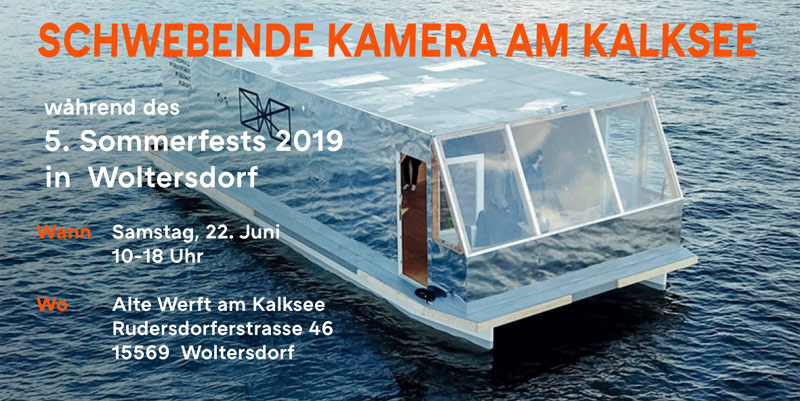 Moving Camera 2019 in Woltersdorf