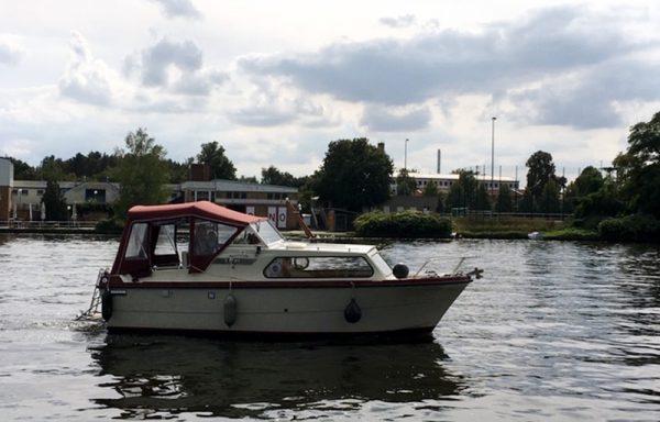 Kajütboot Kilkruiser 720